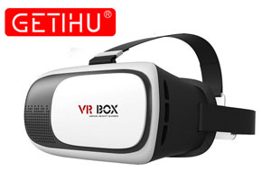 GETIHU VR BOX 2 Google 3D Glass Virtual Reality Case Cardboard Headset  for Android ios Smartphone review in Sri Lanka by Supiriwasi