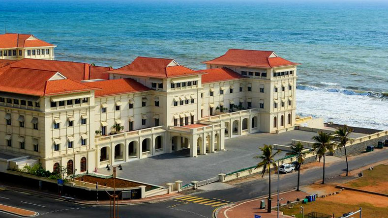 Galle Face Hotel - Luxury Hotels in Colombo Sri Lanka