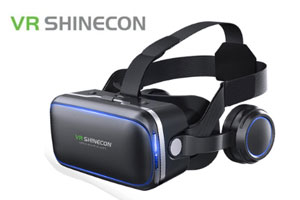 Casque Stereo VR Shinecon 6 Virtual Reality 3D Glasses VR Google Cardboard Headset Box Head Mount for Smartphone review in Sri Lanka by Supiriwas