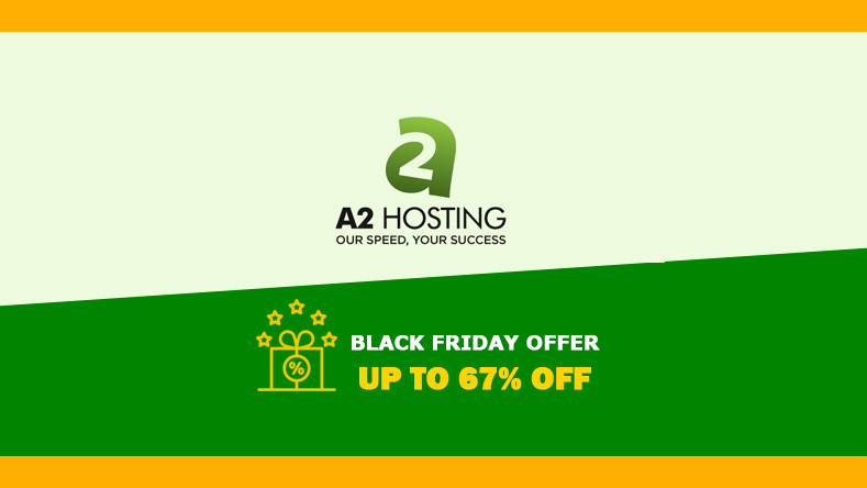 a2 hosting black friday offer sale